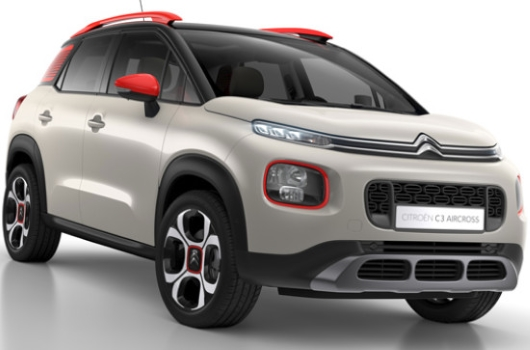 Voitures neuves C3 AIRCROSS