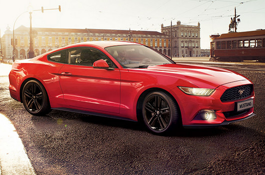 Voitures neuves MUSTANG FASTBACK
