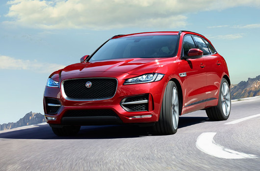 Voitures neuves F-PACE