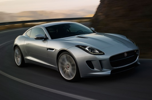 Voitures neuves F-TYPE COUPE