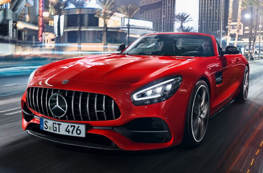 Voitures neuves AMG GT ROADSTER