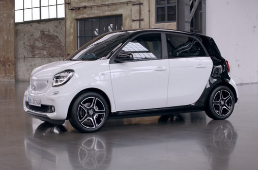 Voitures neuves FORFOUR
